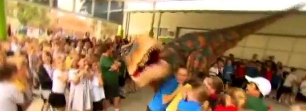 Dinosaurier_Schule