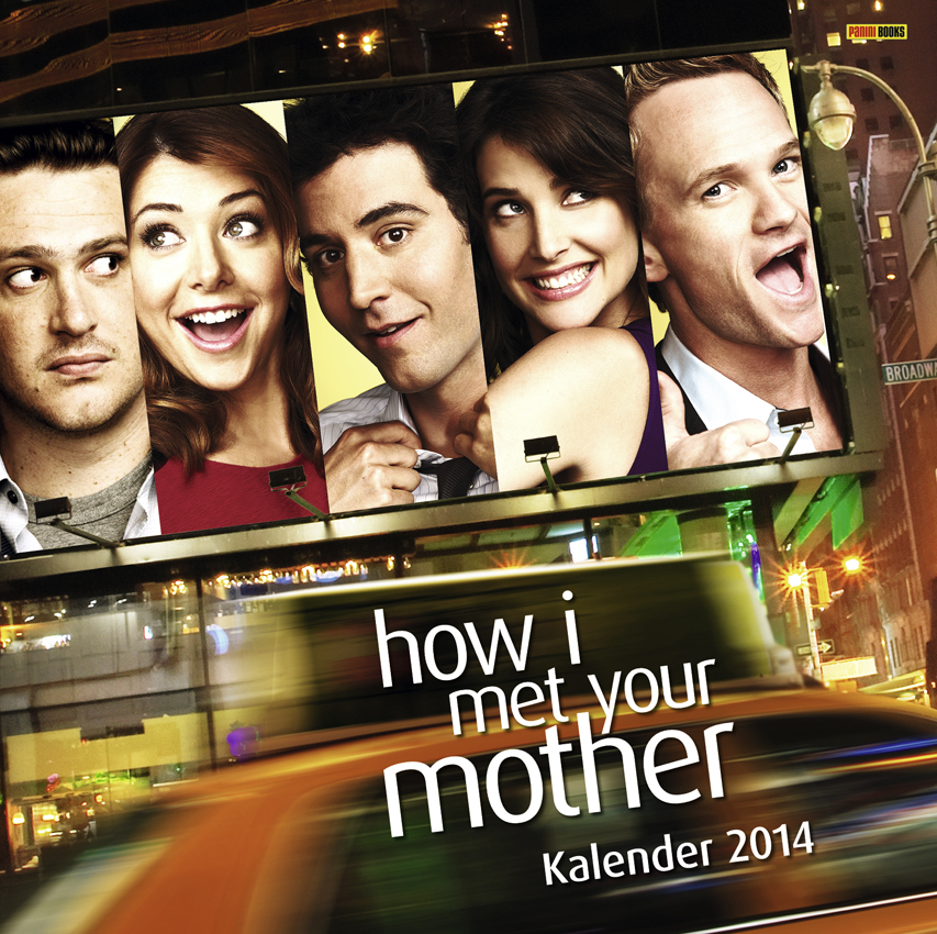 How I met your mother WK 2014 72