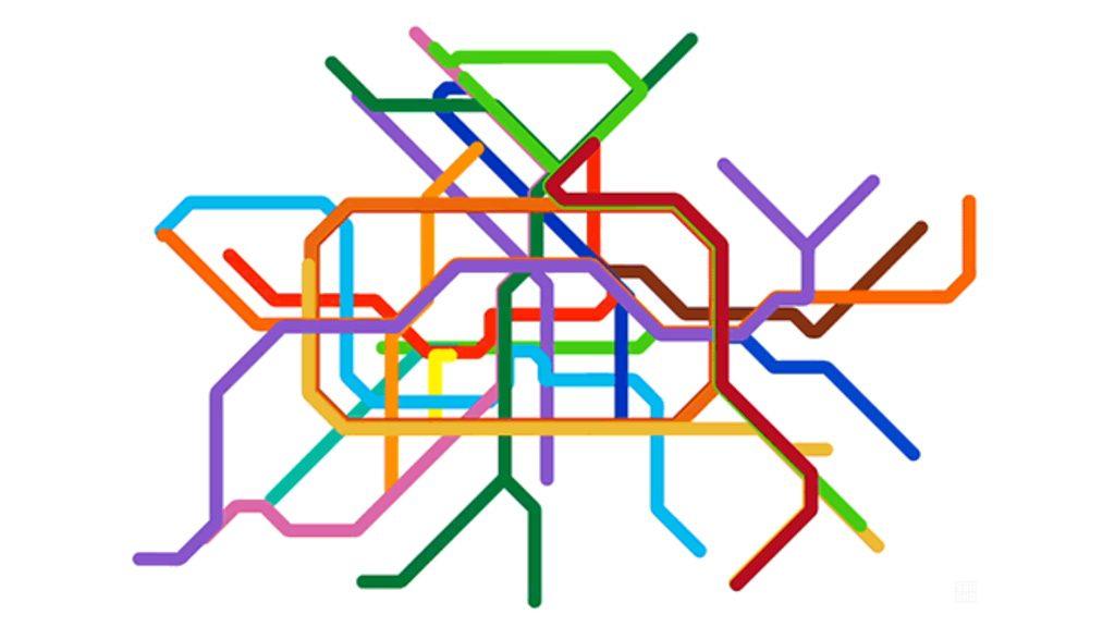 Berlins S Und U Bahn Fahrplan Im Vergleich Nils Snakede Berlin