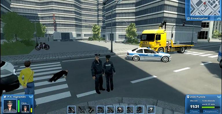 Spiele Polizei