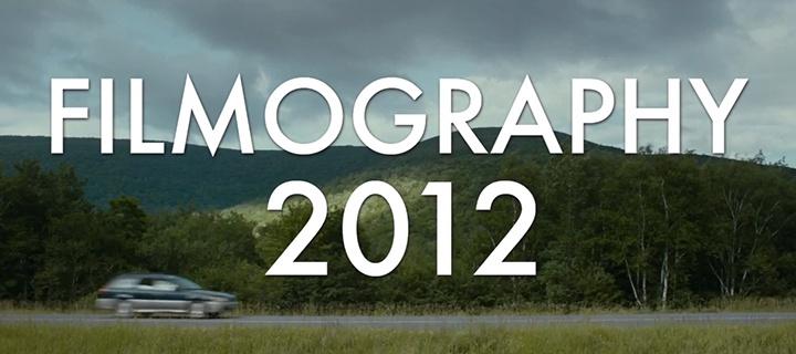 filmograhpy-2012