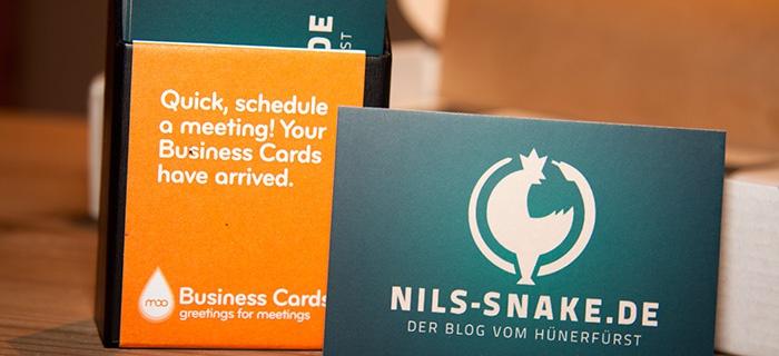 MOO.com – hochwertige Visitenkarten › Nils-Snake.de › hochwertig ...