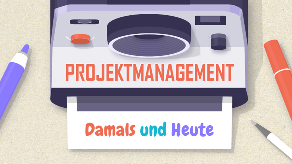 Infographic Project Management Then + Now2