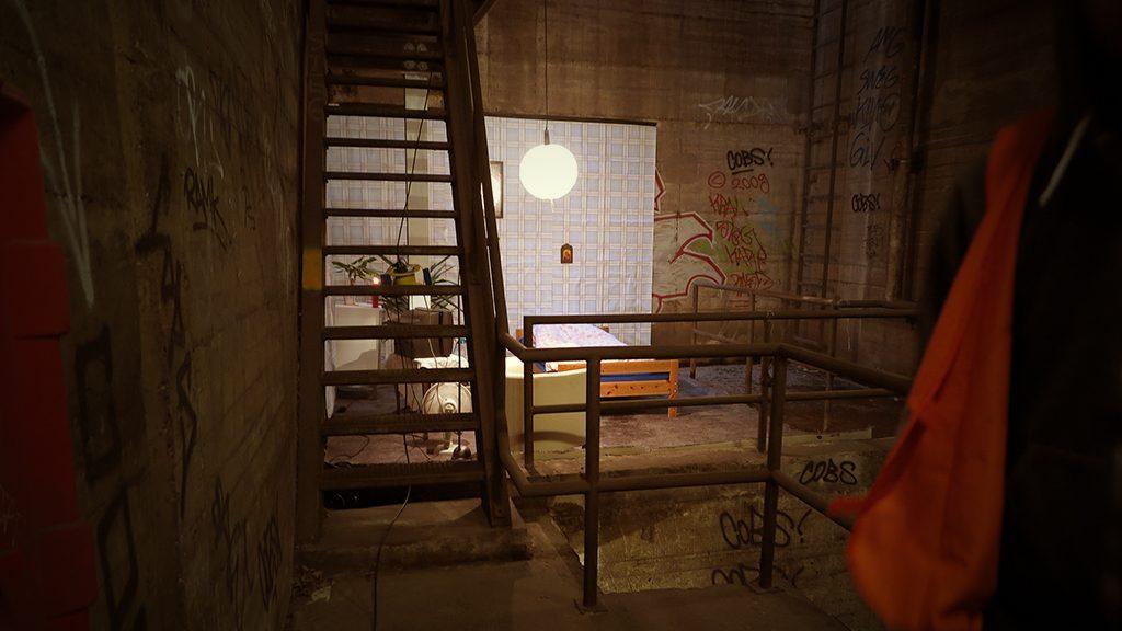 Schlafzimmer Im Berliner Untergrund Gesichtet Nils Snakede