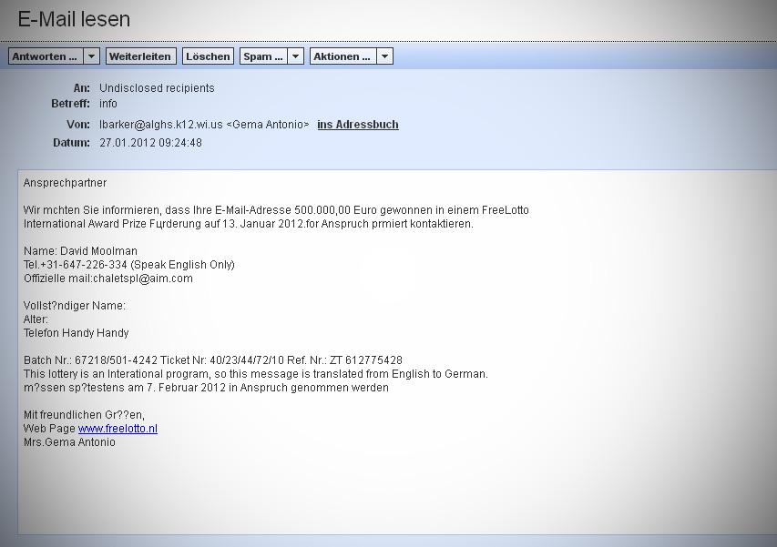 schlechteste-spam-email