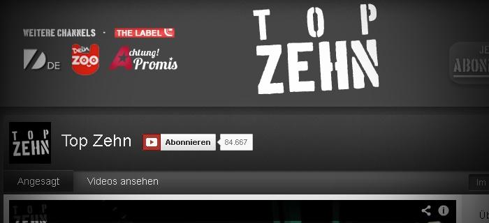 top-zehn-youtube-kanal