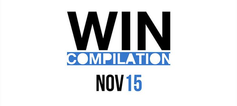 win_compilation_november_2015